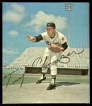 1965 Kahn's  Tony Cloninger  Front Thumbnail