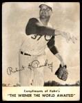 1962 Kahn's SIG Bob Purkey  Front Thumbnail