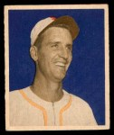 1949 Bowman #105  Bill Kennedy  Front Thumbnail