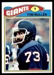 1977 Topps #483  Tom Mullen  Front Thumbnail