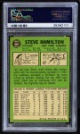 1967 Topps #567  Steve Hamilton  Back Thumbnail
