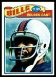 1977 Topps #489  Reuben Gant  Front Thumbnail