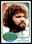 1976 Topps #498  Tom Banks   Front Thumbnail