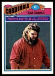 1977 Topps #520  Tom Banks  Front Thumbnail