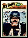 1977 Topps #525  Brian Baschnagel  Front Thumbnail