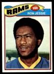 1977 Topps #493  Ron Jessie  Front Thumbnail