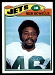 1977 Topps #488  Rich Sowells  Front Thumbnail