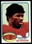 1976 Topps #434  Sam Cunningham  Front Thumbnail