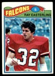 1977 Topps #507  Ray Easterling  Front Thumbnail