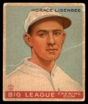 1934 World Wide Gum #45  Horace Lisenbee  Front Thumbnail