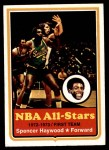 1973 Topps #120  Spencer Haywood  Front Thumbnail