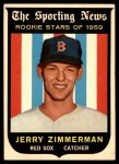 1959 Topps #146  Jerry Zimmerman  Front Thumbnail