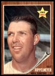 1962 Topps #271  Ray Rippelmeyer  Front Thumbnail
