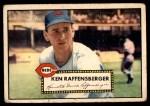 1952 Topps #118  Ken Raffensberger  Front Thumbnail