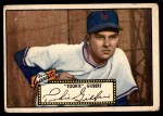 1952 Topps #61  Tookie Gilbert  Front Thumbnail