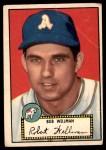 1952 Topps #41  Bob Wellman  Front Thumbnail
