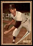 1962 Topps #105  Don Mossi  Front Thumbnail