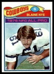 1977 Topps #160  Blaine Nye  Front Thumbnail