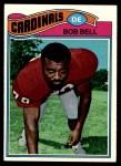1977 Topps #241  Bob Bell  Front Thumbnail