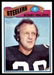 1977 Topps #261  Bobby Walden  Front Thumbnail