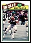 1977 Topps #183  Mike Boryla  Front Thumbnail