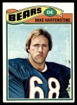 1977 Topps #199  Mike Hartenstine  Front Thumbnail