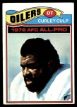 1977 Topps #280  Curley Culp  Front Thumbnail