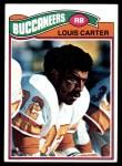1977 Topps #268  Louis Carter  Front Thumbnail