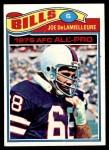 1977 Topps #330  Joe DeLamielleure  Front Thumbnail
