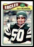 1977 Topps #163  Guy Morriss  Front Thumbnail