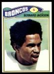 1977 Topps #292  Bernard Jackson  Front Thumbnail
