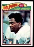1977 Topps #194  Randy Crowder  Front Thumbnail