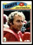 1977 Topps #335  Jan Stenerud  Front Thumbnail