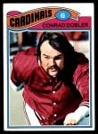 1977 Topps #322  Conrad Dobler  Front Thumbnail