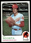 1973 Topps #379  Cy Acosta  Front Thumbnail