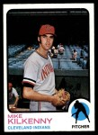 1973 Topps #551  Mike Kilkenny  Front Thumbnail