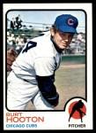 1973 Topps #367  Burt Hooton  Front Thumbnail