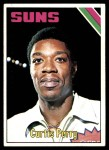 1975 Topps #76  Curtis Perry  Front Thumbnail