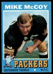 1971 Topps #248  Mike McCoy  Front Thumbnail