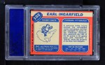 1968 Topps #102  Earl Ingarfield  Back Thumbnail