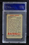 1951 Bowman #317  Smoky Burgess  Back Thumbnail