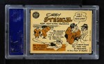 1960 Topps #227  Casey Stengel  Back Thumbnail