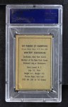 1952 Berk Ross  Whitey Lockman  Back Thumbnail