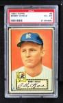 1952 Topps #9  Bobby Hogue  Front Thumbnail
