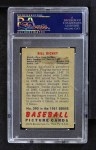 1951 Bowman #290  Bill Dickey  Back Thumbnail