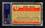 1953 Bowman #59  Mickey Mantle  Back Thumbnail