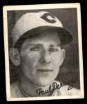 1936 Goudey #11  Paul Derringer  Front Thumbnail