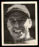 1936 Goudey #25  Bill Werber  Front Thumbnail