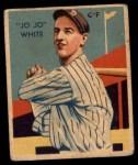 1935 Diamond Stars #45  Jo Jo White   Front Thumbnail