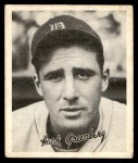 1936 Goudey #15  Hank Greenberg  Front Thumbnail